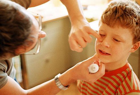 мазь от аллергии от лекарств