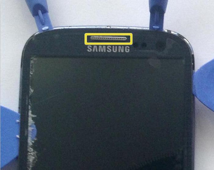 Samsung Galaxy S3 замена стекла в Зеленограде