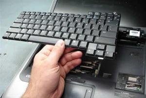 Не работают клавиши на ноутбуке что делать