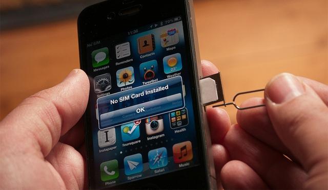 Как активировать айфон через айтюнс