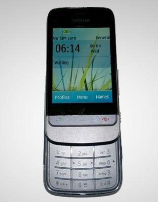 Телефоны с сенсорным экраном