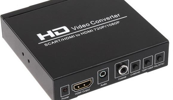 Переходник HDMI тюльпан