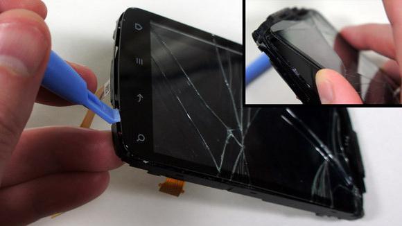 Плохо работает сенсор на телефоне