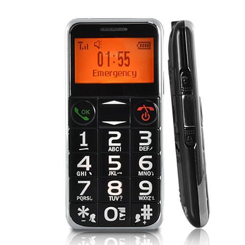 Телефон сотовый с большими кнопками