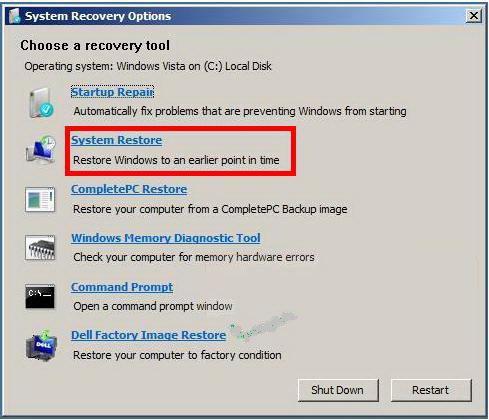 Как восстановить заводские настройки ноутбука?