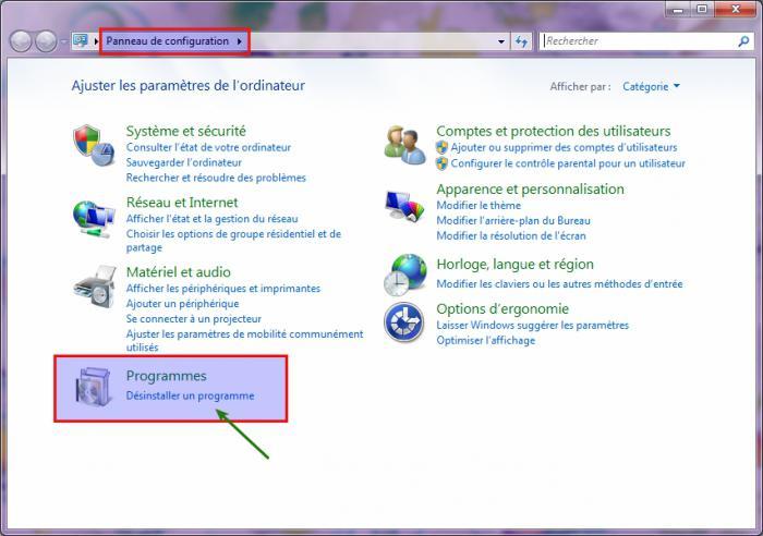 Как удалить ненужные программы с компьютера (Windows 7, 8)?