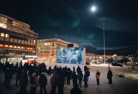 город тромсе норвегия