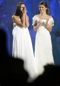 Платье оксаны федоровой на конкурсе мисс вселенная 99