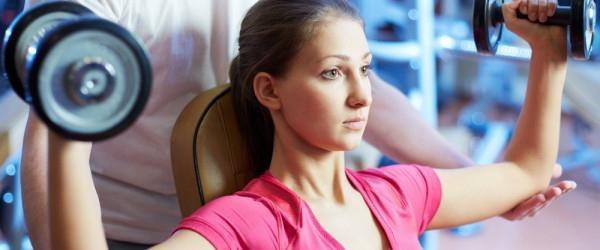 Упражнения для тренажерного зала для девушек картинках 11