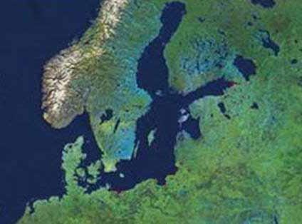 Балтийский щит: форма рельефа, тектоническая структура и полезные ископаемые