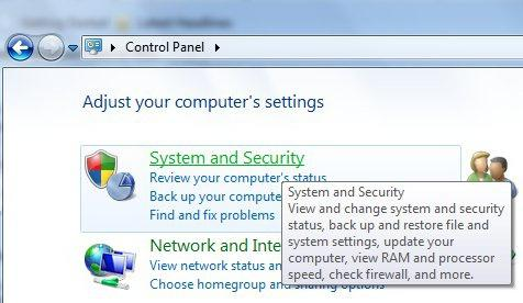 как в windows 7 создать точку восстановления