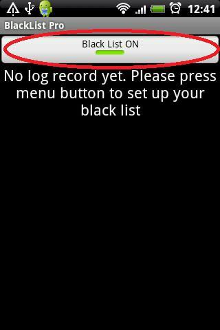 черный список на андроид 4 2