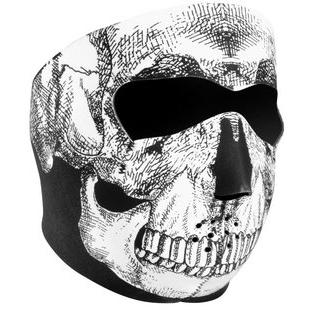 маска балаклава с черепом