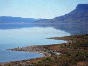 список озер африки