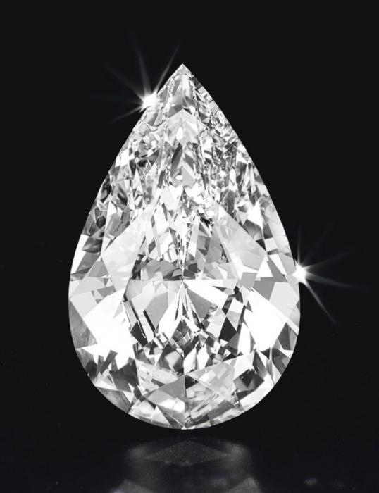 Самые большие алмазы в мире