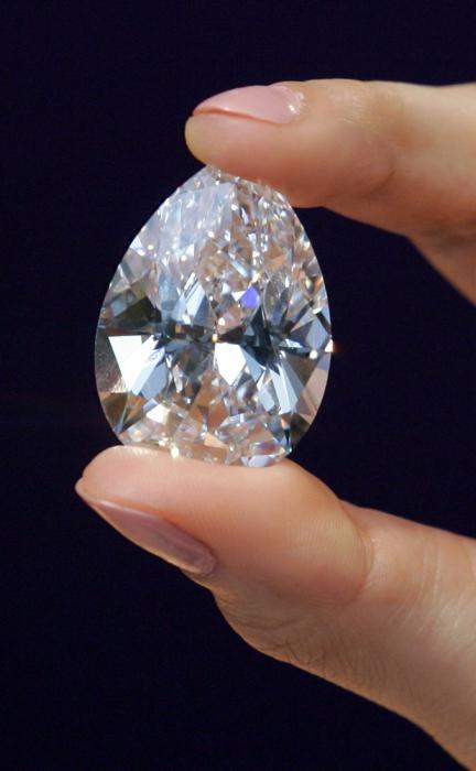 Самый большой в мире алмаз