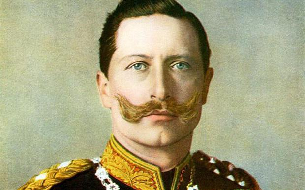 a biography of kaiser william ii