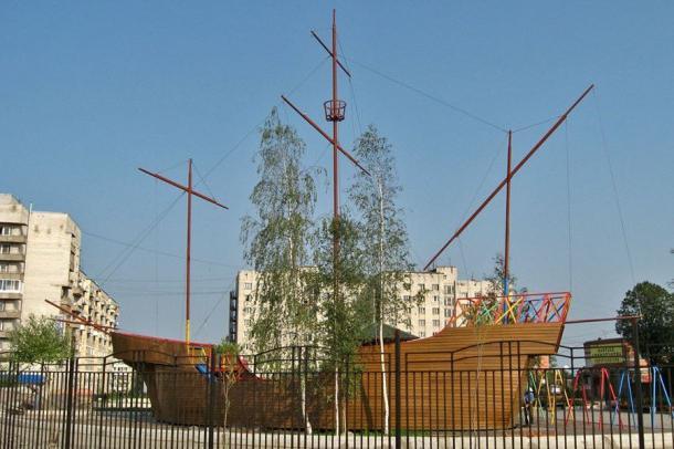 город никольское ленинградская область