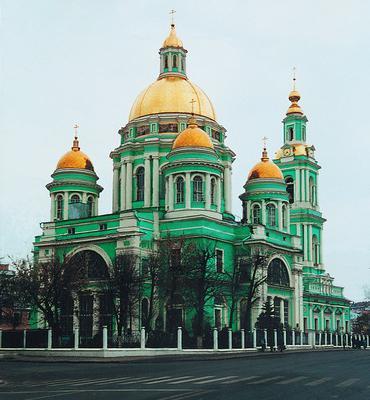 адрес елоховский собор в москве