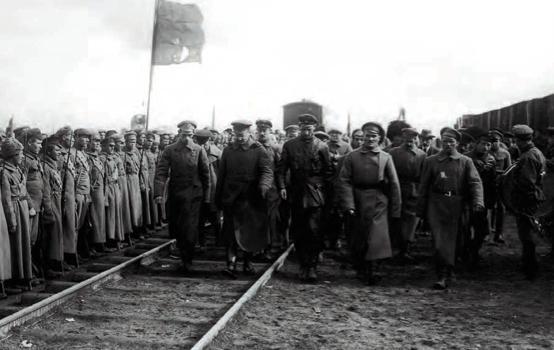 участники гражданской войны 1917 1922