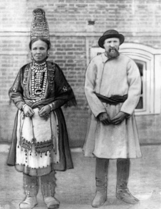 марийский костюм фото
