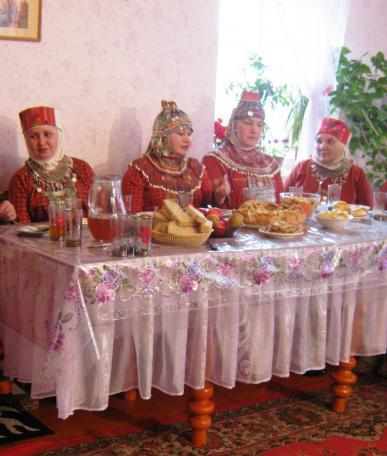 чувашские орнаменты и узоры