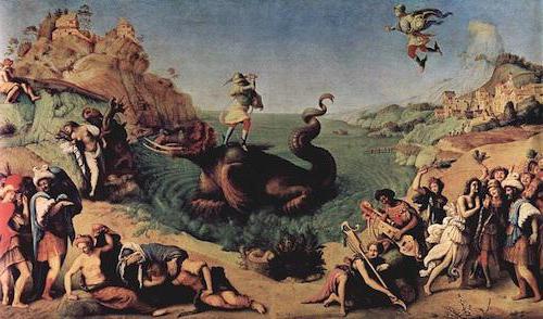 андромеда мифология богиня