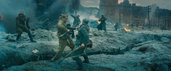 военное кино россия