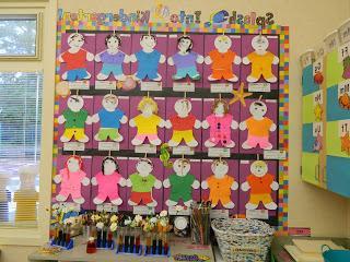 Оформление приемной детского сада