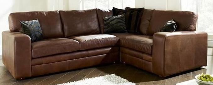 диван бристоль кожаный угловой