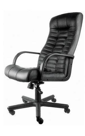 кресло атлант кожа