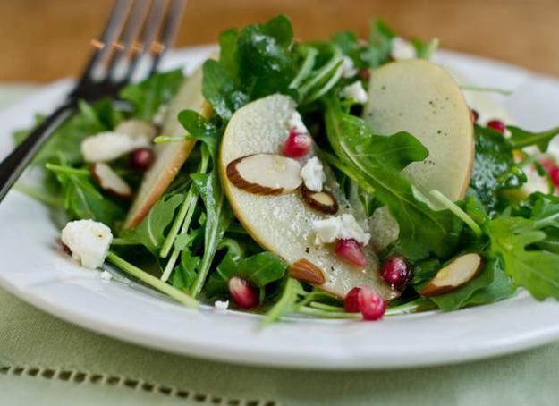 французский салат рецепт с яблоками отзывы