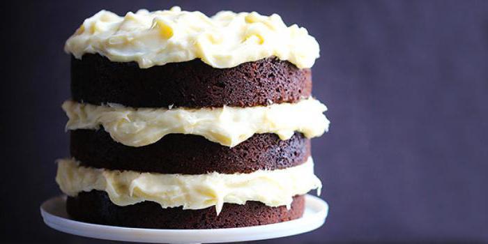 сливочно сырный крем для торта рецепт