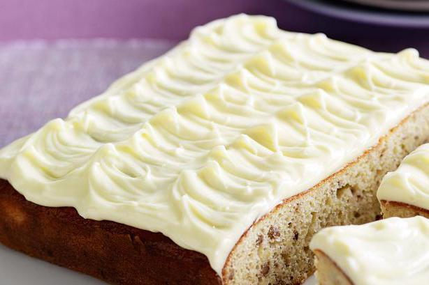 рецепты тортов со сливочно сырным кремом