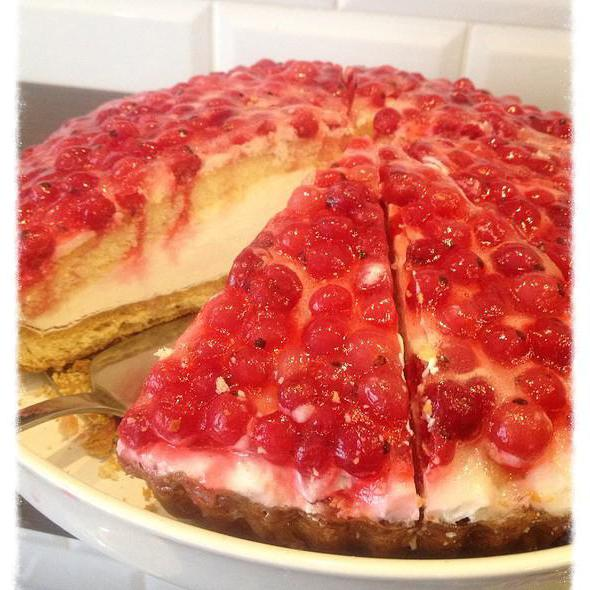 жозефина торт с джемом