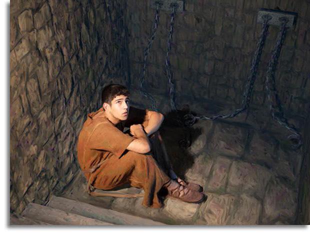 Зависит все от подробностей сценария сна, а они могут быть примерно такими: вы просто увидели тюрьму во сне со стороны.