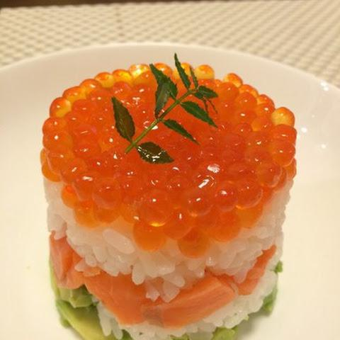 рецепты салатов с красной рыбой и с икрой