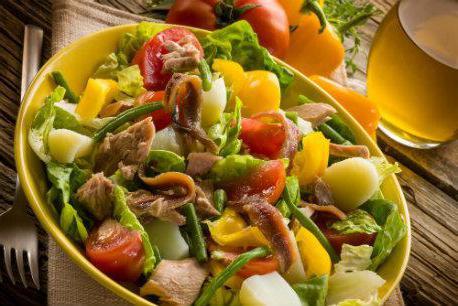 Салат нисуаз рецепт классический пошаговый рецепт с