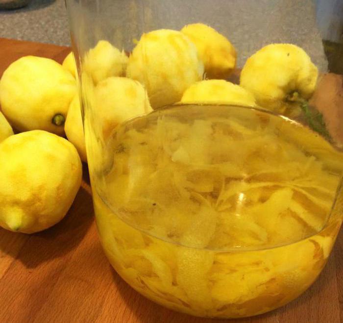 Как приготовить ликер лимончелло 70