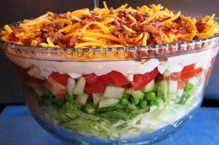 Рецепт салата который понравится всем