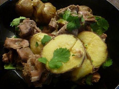 как приготовить куриные желудки чтобы были мягкими с картошкой