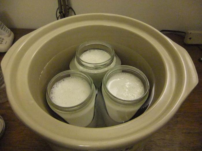 йогурт термостатный в мультиварке