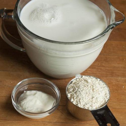 приготовление термостатного йогурта