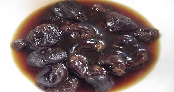 настойка на черносливе рецепт
