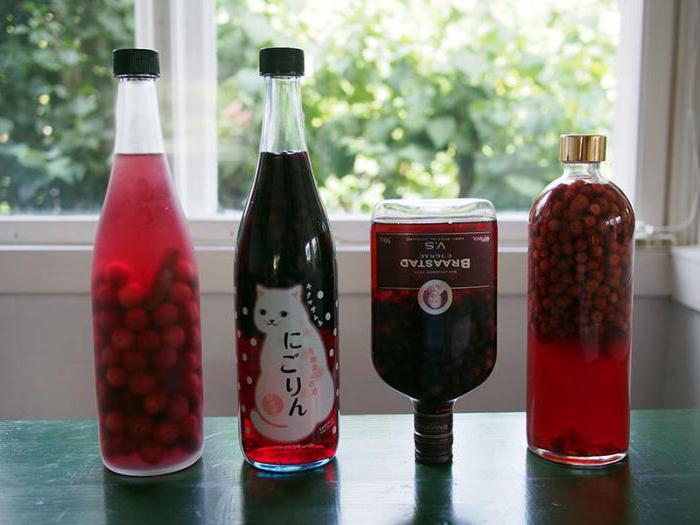 домашняя настойка на водке из черной смородины