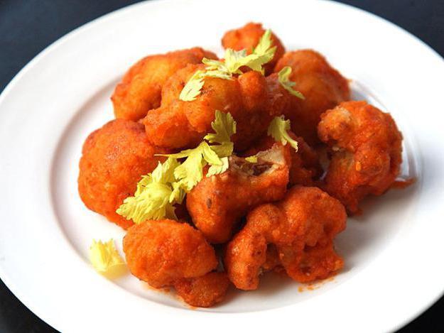 приготовить цветную капусту рецепт на сковороде