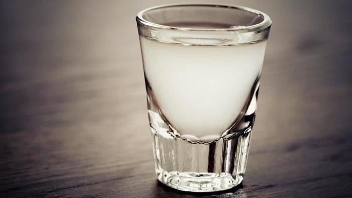 рецепт водки на молоке