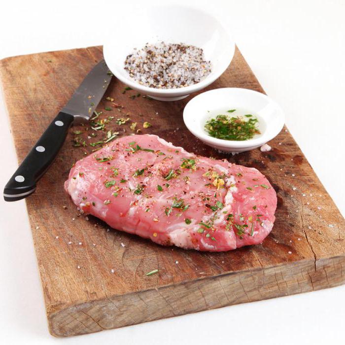 как приготовить стейк из телятины