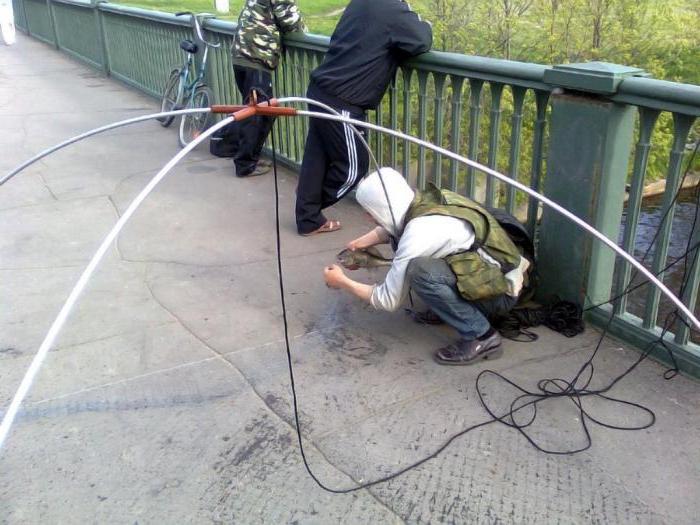 Рыболовная снасть «Паук»