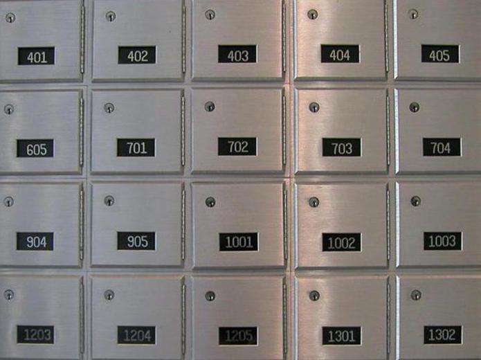 ремонт почтовых ящиков